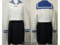 熊本県立第一高校の夏制服