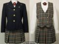 武蔵野音楽大学附属高校の制服