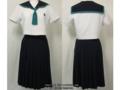 文京学院大学女子中学校の夏制服