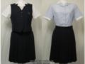 文京学院大学女子高校の夏制服