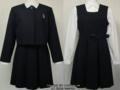 純心女子高校の冬制服