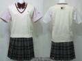 帝京八王子中学校の制服