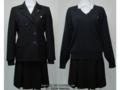 共立女子高校の制服