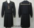 日本橋女学館高校の制服(冬)