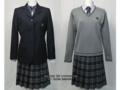 大阪夕陽丘学園高校の制服