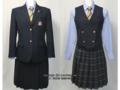 東海高輪台高校の制服