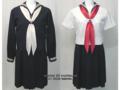 女子聖学院中学校の制服