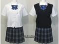 御殿場西高校の制服