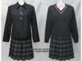 東洋女子高校の制服
