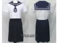 八代白百合学園の制服