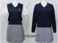 富士見丘の制服