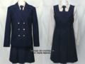 清泉女学院の制服