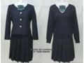 広島三育学院高校の制服