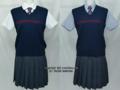 宝仙学園中学校共学部 理数インターの制服