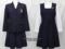 横浜雙葉中学高校の制服