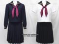 弘前学院聖愛の制服