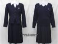 跡見学園高校の制服