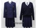 光塩女子学院の制服