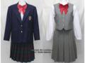 八雲学園中学校制服
