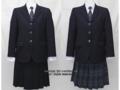 昭和女子大学附属昭和高校の制服(冬・夏)