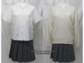 蒲田女子高校の制服(夏)