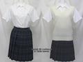 昭和女子大学附属昭和高校の制服(夏)