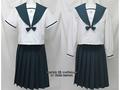 成田国際高校の制服(夏・中間)