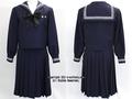 実践女子学園高校の制服