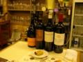 赤ワインを選ぶ