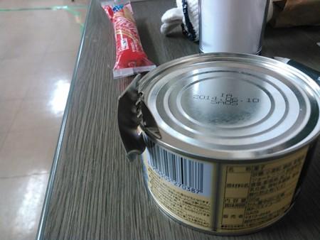 [缶詰パン]