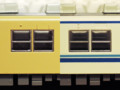 鉄コレ東武8000系の窓形態の違い