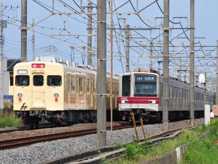 8111団臨 ヒメ-トブコ(後追い)