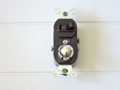 Leviton 5213 Flush Toggle Switch & Pilot Light