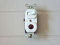 Leviton 5226 S.P. Quiet Switch Pilot Neon