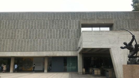 国立西洋美術館 ル・コルビュジエ
