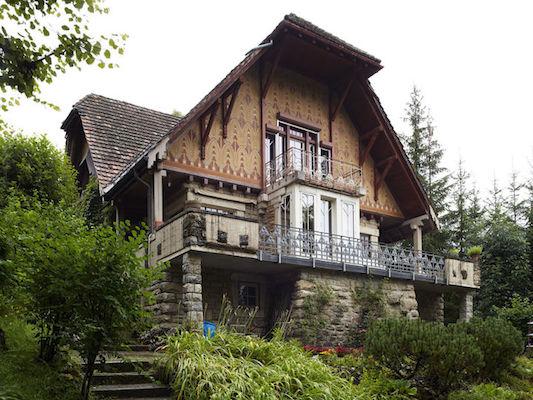 ル・コルビュジエ ファレ邸