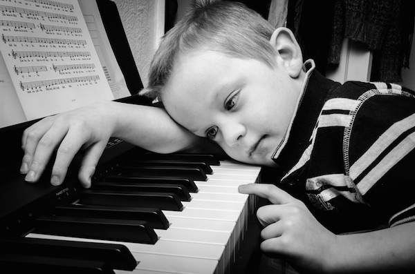 子ども ピアノ