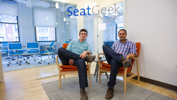 SeatGeek D'Souza JackGroetzinger