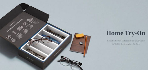 Warby Parker ワービーパーカー