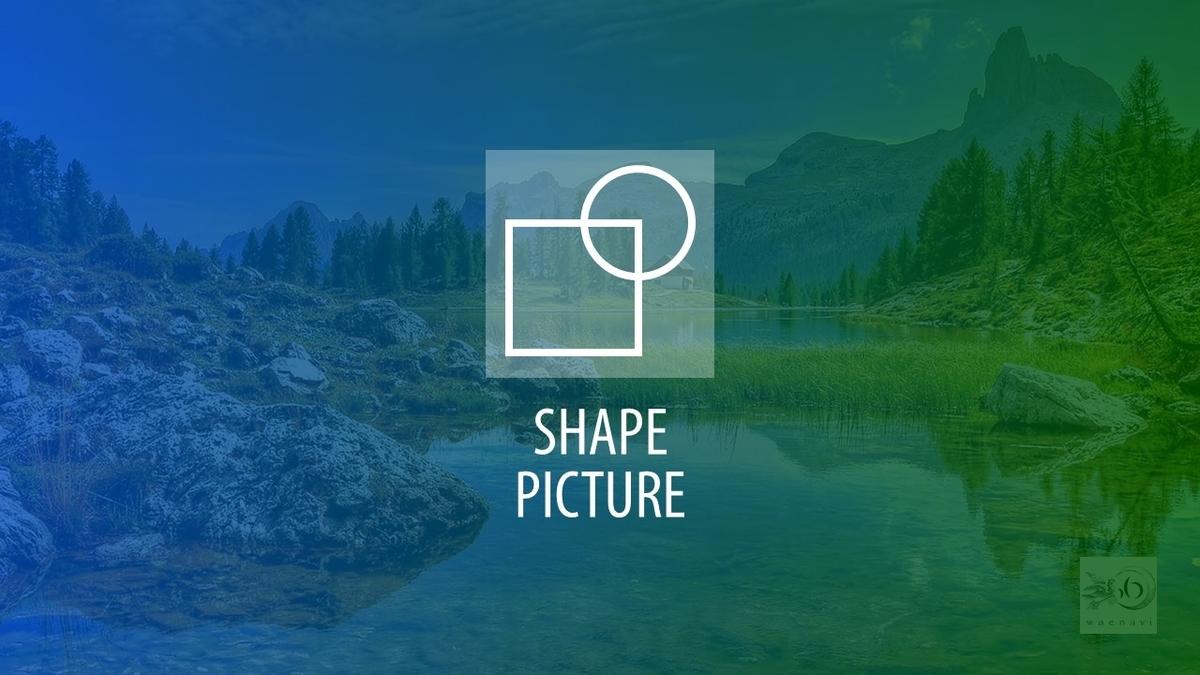 図形描画・画像挿入(shapes and pictures)