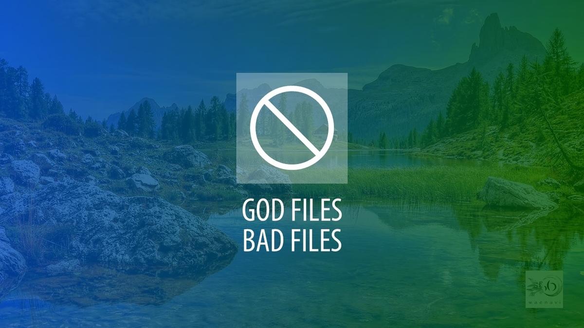 ネ申エクセル問題・こんな使い方はやめなさい(god excel and bad files)