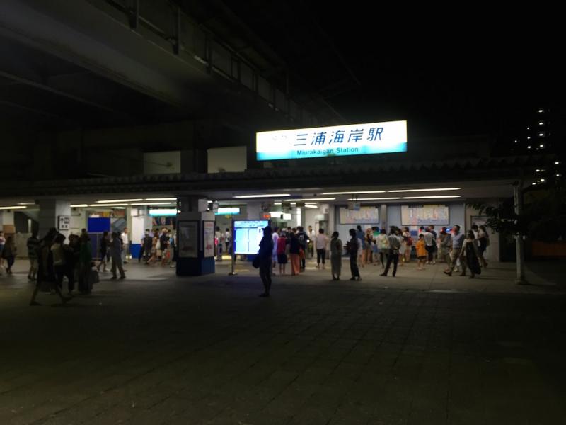 三浦花火大会_7
