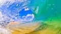 oahu ocean wave