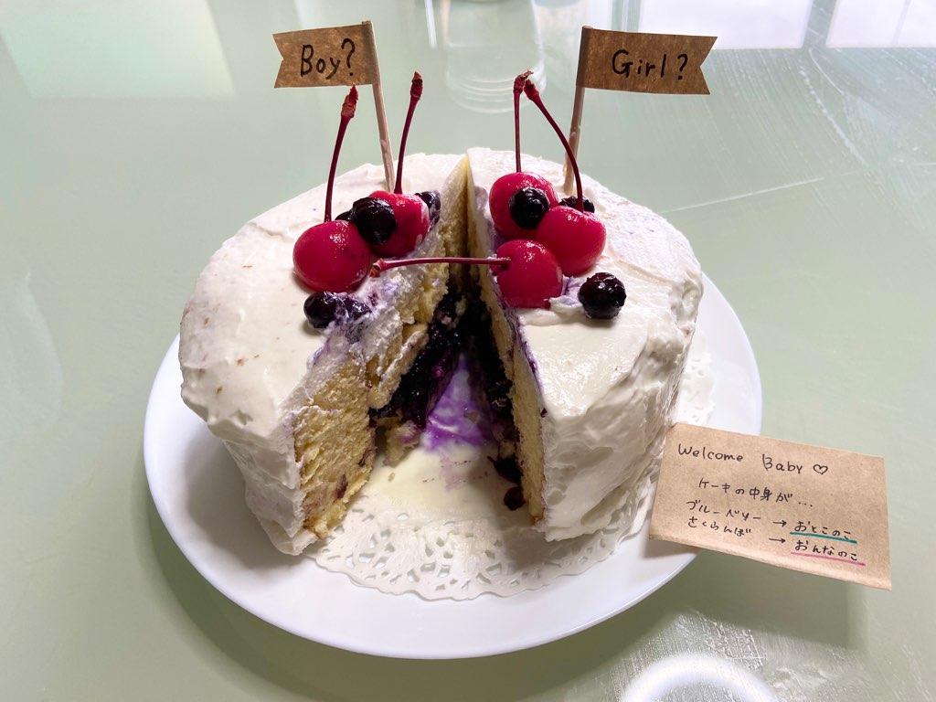 ジェンダー リ ビール ケーキ