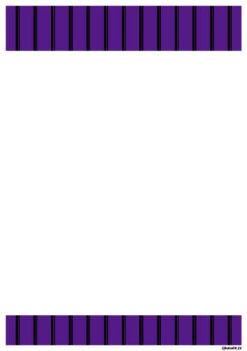 Girls2,小川桜花,おはガール,便せん,ダウンロード,紫色