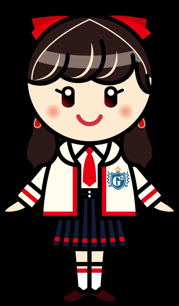 おはガール,Girls2,イラスト,ガル学,モモカ,