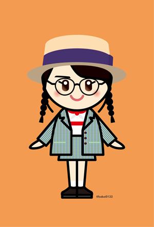 Girls2,鶴屋美咲,私がモテてどうすんだ,イラスト,