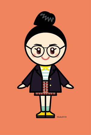 Girls2,石井蘭,私がモテてどうすんだ,イラスト,