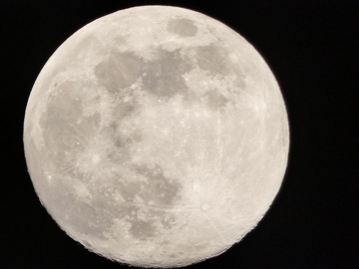 FZ85 LUMIX 撮影した写真 月 ネオ一眼 おすすめ 2019