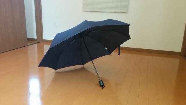 無印、息子傘